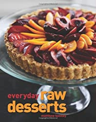 Everyday Raw Desserts by Matthew Kenney (2010-09-01)