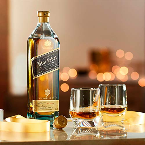 Zoom IMG-3 johnnie walker blue label blended