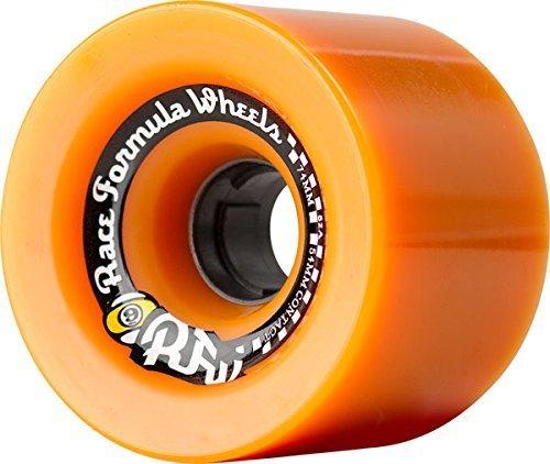 sector-9-race-formula-74mm-82a-orange-longboard-wheels-set-of-4-by-sector-9