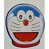 ToonMart- Pristine Retailscape Doraemon Paper Face Mask Pack Of 10, Blue Multicolour