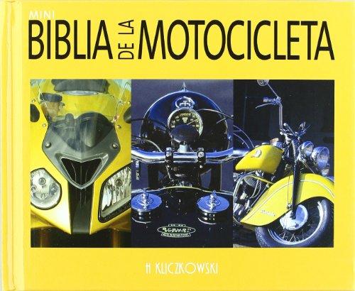 MINI BIBLIA DE LA MOTOCICLETA por From Kliczkowski (Hk)