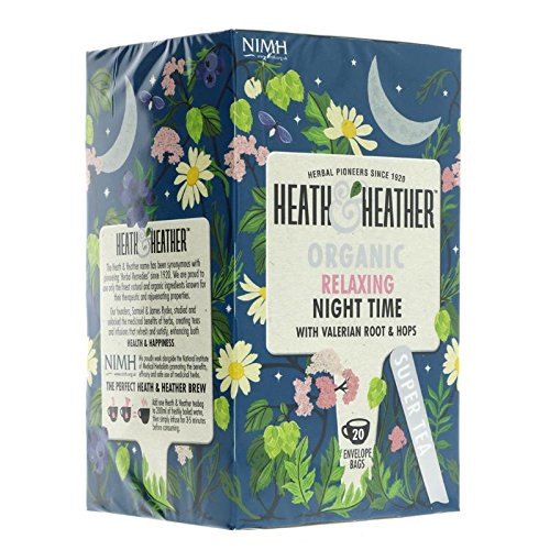 Heath & Heather - Relaxing - Night Time - 40g