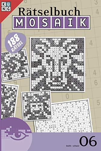 6 (Mosaik Rätselbuch / Logik-Rätsel) ()