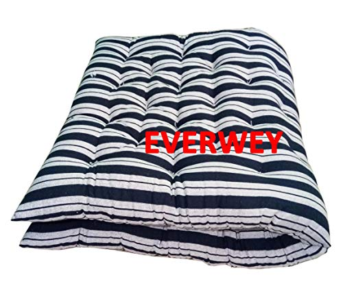 Everwey Enterprise Cotton Material (3 x 6 Ft) / (36 Inches X 72 Inches) Mattress/Cotton Gadda Image 2