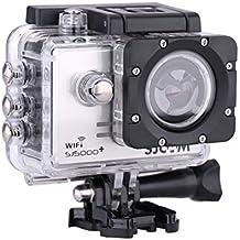 Original SJCAM Sj5000 Plus Sj5000+ Ambarella A7LS75 1080P 60FPS SJCAM WiFi cámara del coche de HD Action Sports Waterproof Cam DV Camcorder deportiva action impermeable cámara