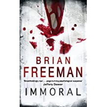 Immoral (Jonathan Stride Book 1): A gripping thriller with explosive twists
