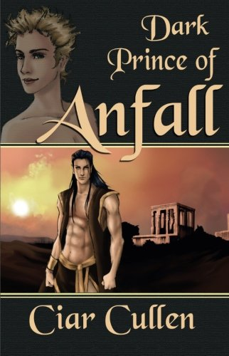 Dark Prince of Anfall Cover Image