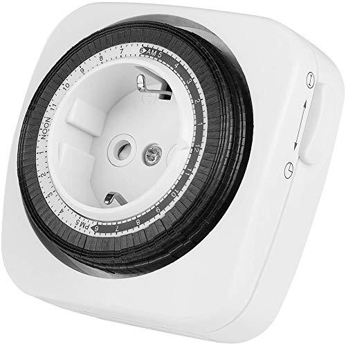 Smartwares TM102 Mechanische Zeitschaltuhr