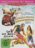 Celentano : Der gezähmte Widerspenstige / Gib dem Affen Zucker - 2 DVD Set - Adriano Celentano, Ornella Muti