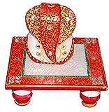 Stop Here Lord Ganesha on A Chowki(3-5 I...