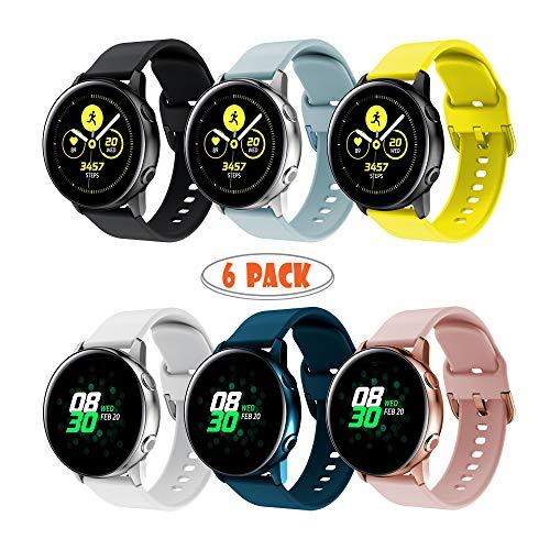 YaYuu para Samsung Galaxy Watch Active Correa