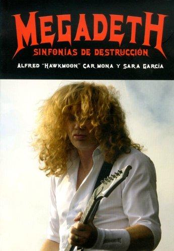 Megadeth. Sinfonías De Destrucción de Alfred Ca (24 feb 2014) Tapa blanda