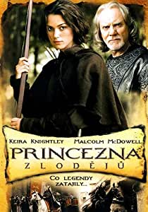Princess Of Thieves - Keira Knightley [DVD]