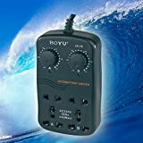 #4: CGT BOYU JX-10 Intermittent Switch That Acts As A Wave Controller for Aquarium