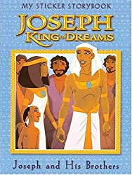 Joseph, King of Dreams: My Sticker Book by Dandi Daley Mackall (2001-01-06)
