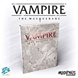 Modiphius Vampire The Masquerade: 5th Edition Core Rulebook Deluxe Alternate Cover - English