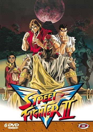 Street fighter II V - Intégrale