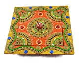 Holz Handwerk Dry Fruit Box Jewelry Box Home Decor neuesten Visitenkarte