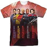Star Trek  Herren T-Shirt, weiß, L