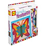 #3: Alex Toys Simply Needlepoint Butterfly