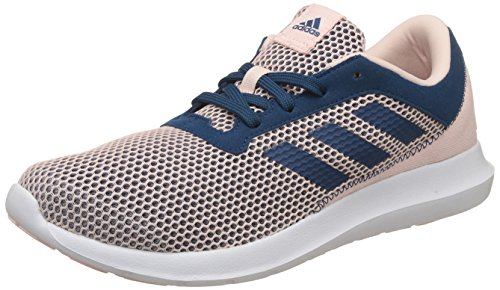 adidas Damen Element Refresh 3 W Laufschuhe, Mehrfarbig (Blue F17/blue Night F17/icey Pink F17), 38 EU