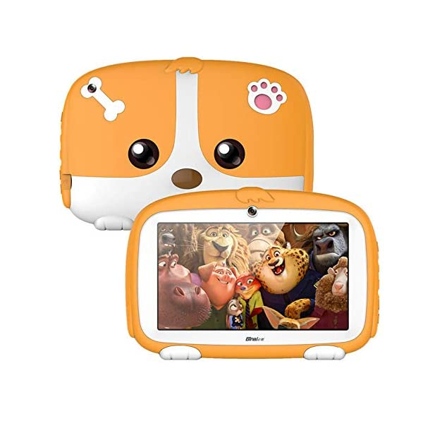 UseMost Binai A9 Quad Core 512M RAM 8G ROM Android 5.1 7 Inch Kids Tablet Orange Generic Note: Due to the being easy to get damaged of tablet PC screens and the insufficient protection of the original packaging, so we decide to replace the original packaging with the foam packaging to enhance the protection. Description: 1