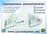 Lernkarteikarten AEVO / AdA-Ausbildung der Ausbilder
