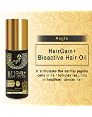 Aegte HairGain Bioactive Hair Oil Enriched with Active Holy