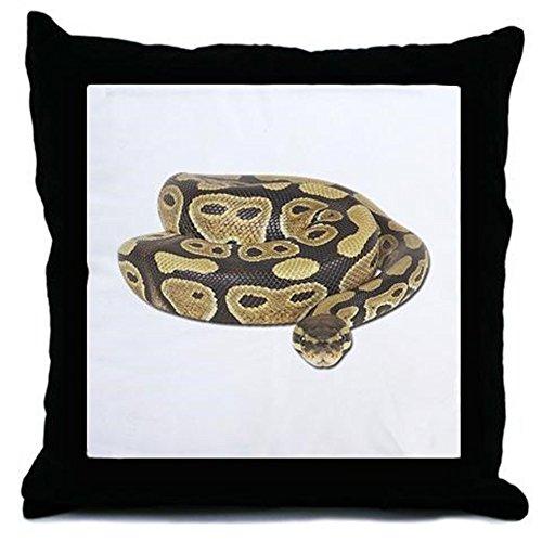 CafePress-Palla pitone foto-Throw Pillow, cuscino decorativo Accent, Cover soltanto - Boa Tiro