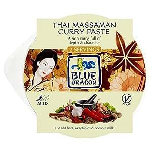 Blue Dragon Thai Massaman Curry Pasta Pentola 50g