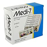 Medi 7 Medikamenten Dosierer für 7 Tage