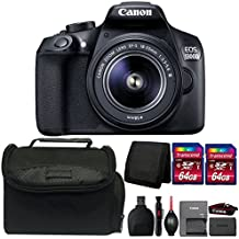Canon Eos 1300D/T6 18MP DSLR Camera With 18-55mm Lens And Accessories