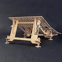 MTB HOPPER Rampa de Salto de Madera BMX y MTB de Design