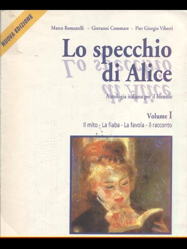 Lo specchio di Alice. Materiali per il docente. Con CD Audio: 1