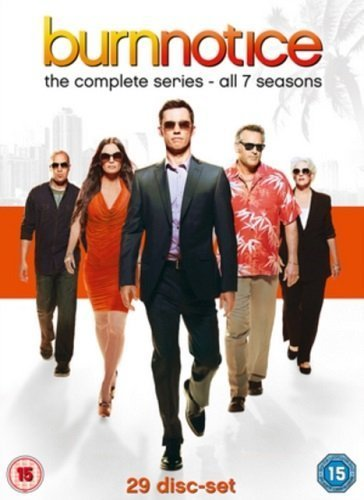 Preisvergleich Produktbild Burn Notice - The Complete Series (Season 1-7) [29 DVDs] [UK Import]