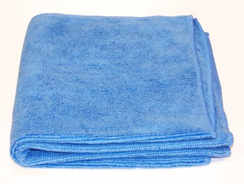 2Stück supertowel Deluxe Microfaser Handtuch. 30,5x 30,5cm Reinigungstuch zwei Pack