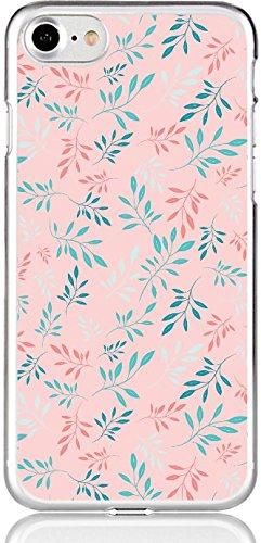 blitzversand Handyhülle Flamingo PINK kompatibel für iPhone 5 C Pink Pattern Schutz Hülle Case Bumper transparent M8