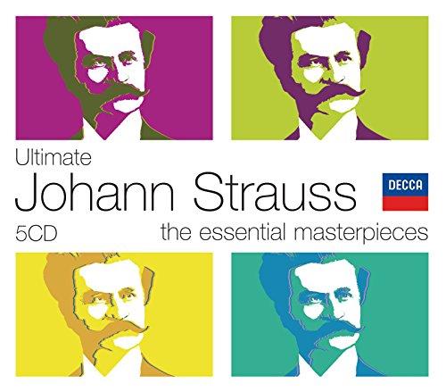 J. Strauss II: Stürmisch in Lieb' und Tanz - Polka schnell, Op. 393