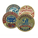 The DRH Collection Bia Set of 4 Small Cheese Plates