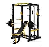 PowerTech Fitness Power Rack
