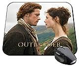 Outlander Sam Heughan Caitriona Balfe E Mauspad Mousepad PC