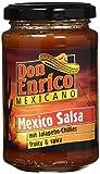 Don Enrico Mexico Salsa, fruchtig-würzig, 6er Pack (6 x 200 ml)