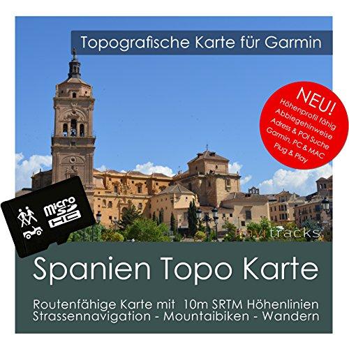 spagna-garmin-scheda-topo-4-gb-microsd-topogra-pesci-gps-tempo-libero-scheda-per-bicicletta-trekking