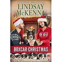 Boxcar Christmas Delos Series Book 8