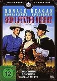 DVD Cover 'Sein letzter Verrat - Original Kinofassung (digital remastered)
