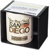 Anchorman 1-Piece Ceramic Stay Classy Mug
