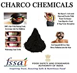 #10: Charco Chemicals Food Grade Activated Charcoal Powder - 100 G