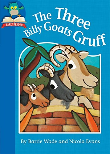 The Three Billy Goats Gruff (Must Know Stories: Level 1)