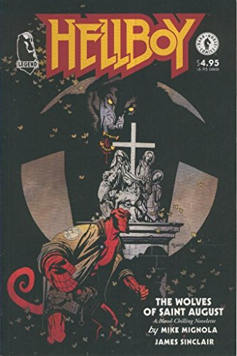 Hellboy: The Wolves os Saint August