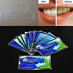 Generic High quality professional teeth whitening strips , professional teeth bleaching strips ( 56pieces / lot)
